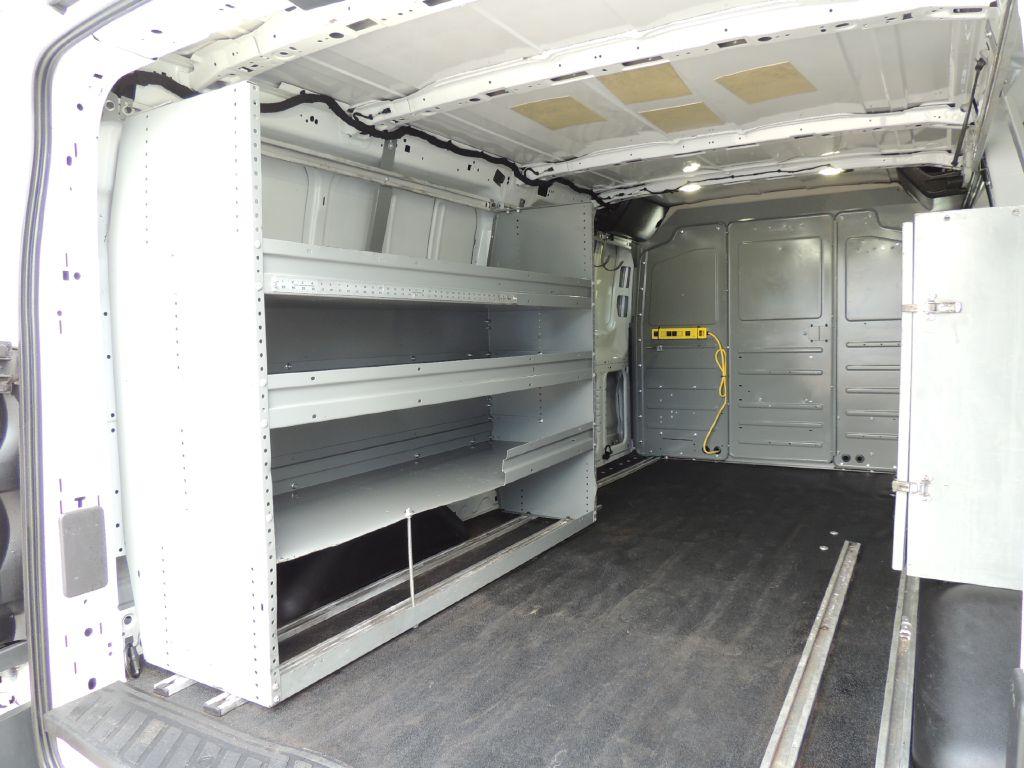 2017 FORD TRANSIT T-250
