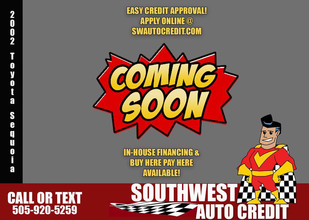 Southwest Auto Credit >> Used 2002 Toyota Sequoia Sr5 In Rio Rancho Nm Near 87124 5tdzt34a22s122314 Auto Com