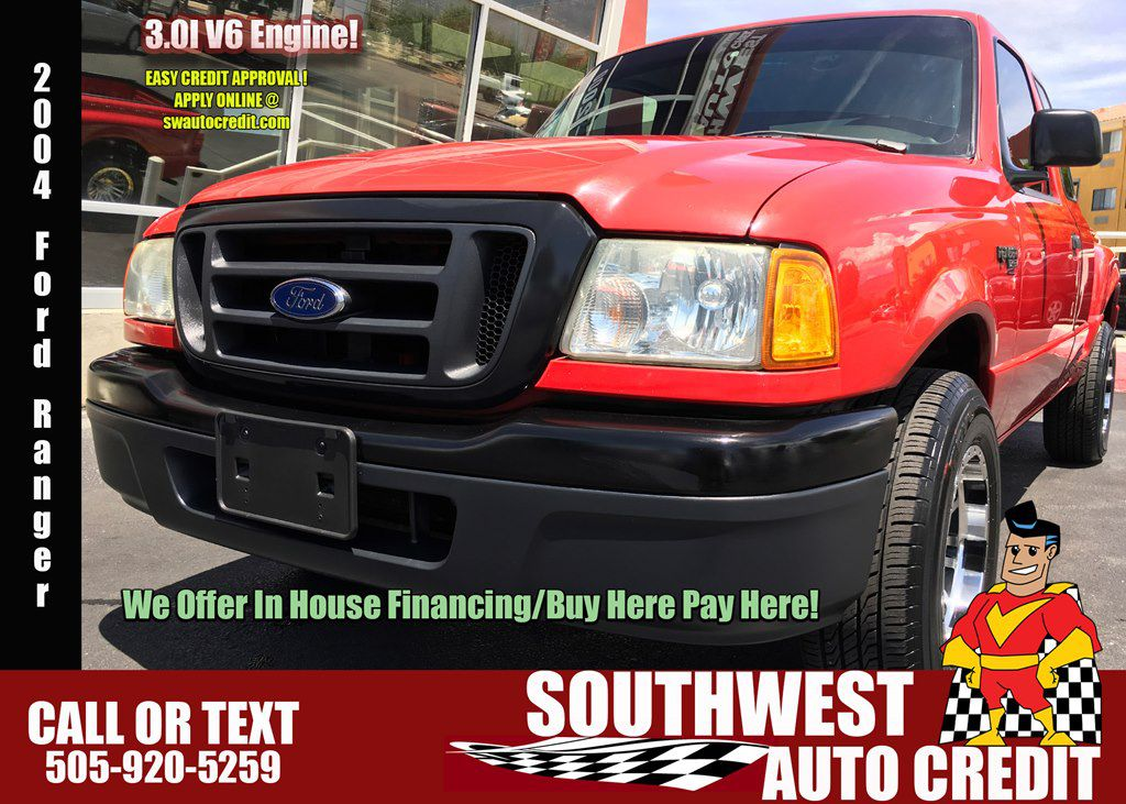 Southwest Auto Credit >> Used 2004 Ford Ranger In Rio Rancho Nm Auto Com 1ftyr14u24pa41643