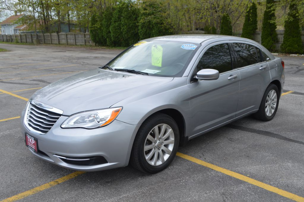 2014 CHRYSLER 200 for sale at TKP Auto Sales
