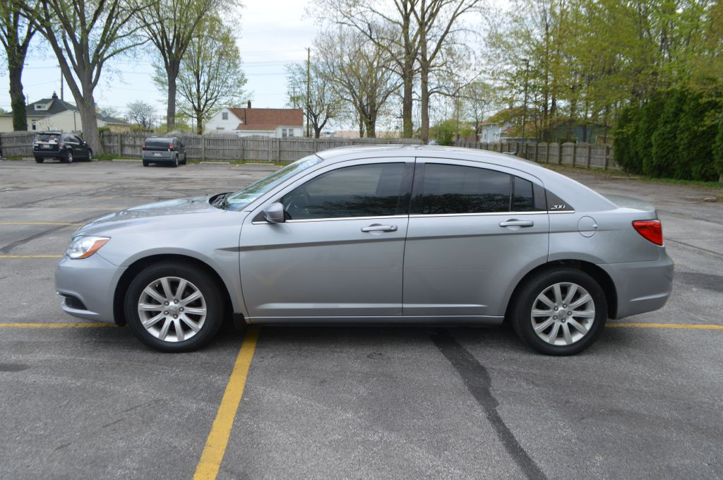 2014 CHRYSLER 200 TOURING for sale at TKP Auto Sales