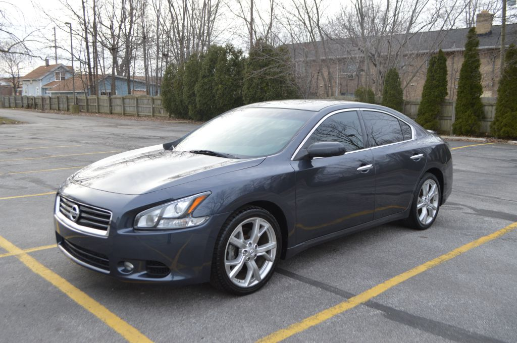 2012-NISSAN-MAXIMA-SV-FOR-SALE-Eastlake-Ohio for sale at TKP Auto Sales