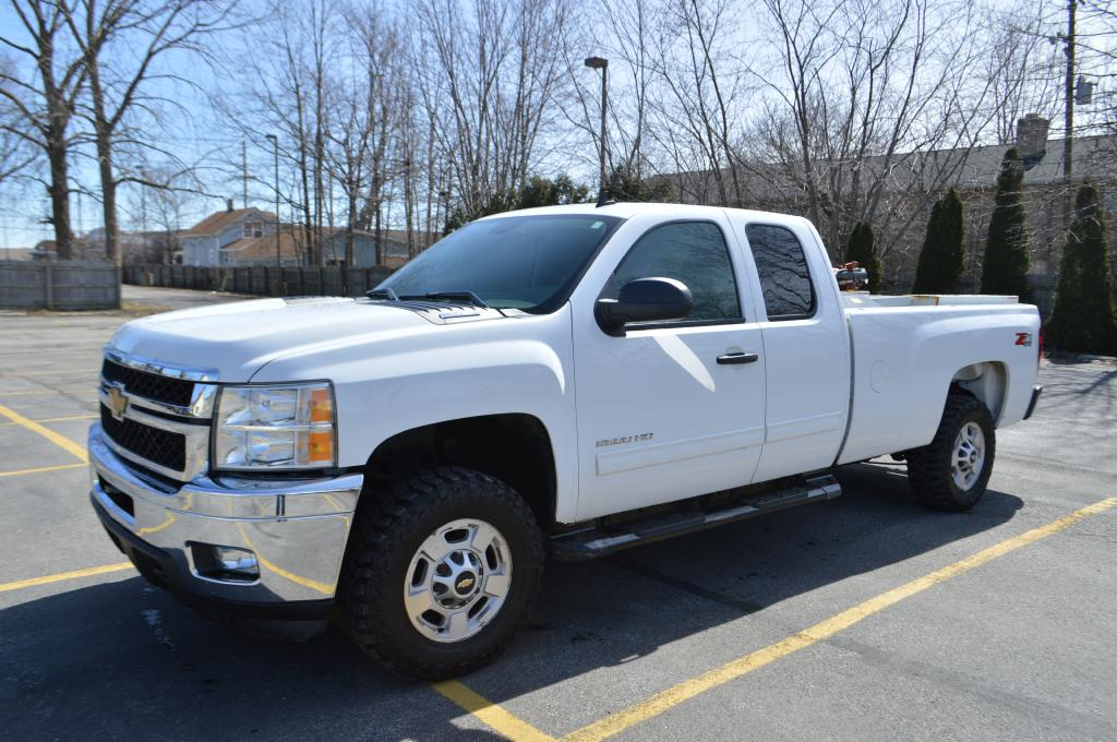 2012 CHEVROLET SILVERADO 2500 for sale at TKP Auto Sales
