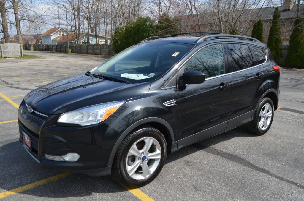 2013 FORD ESCAPE SE for sale in Eastlake, Ohio