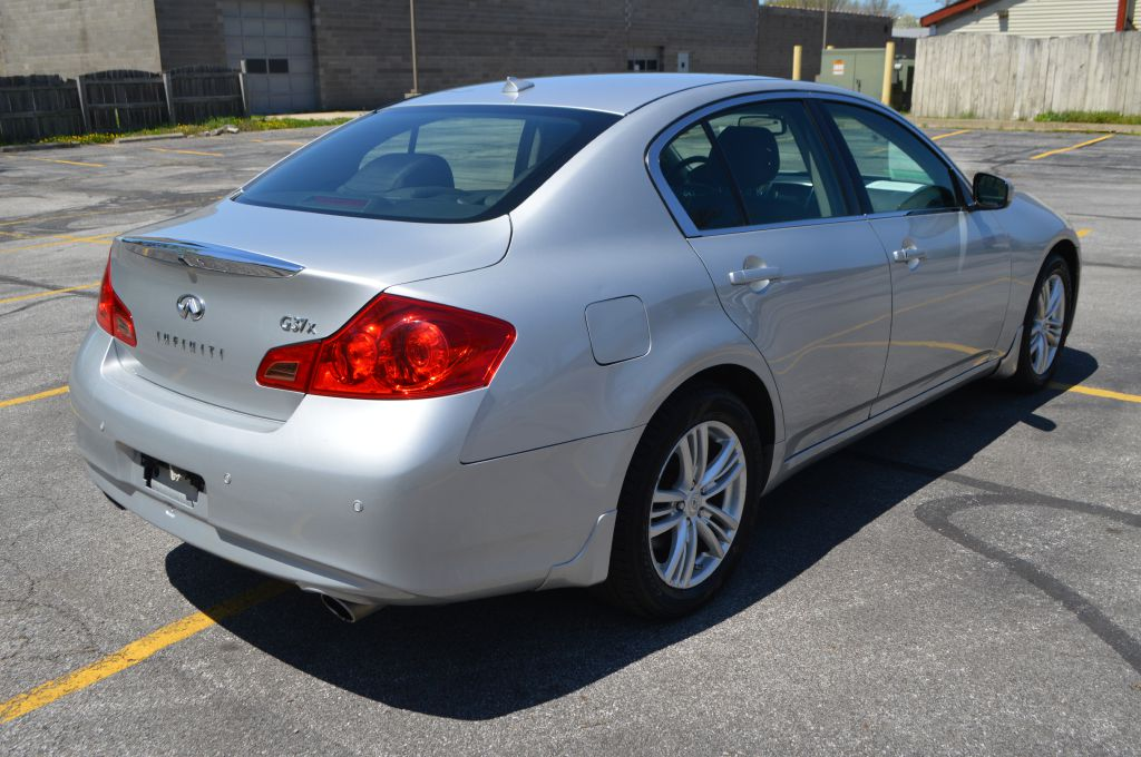 2011 INFINITI G37 X  for sale at TKP Auto Sales