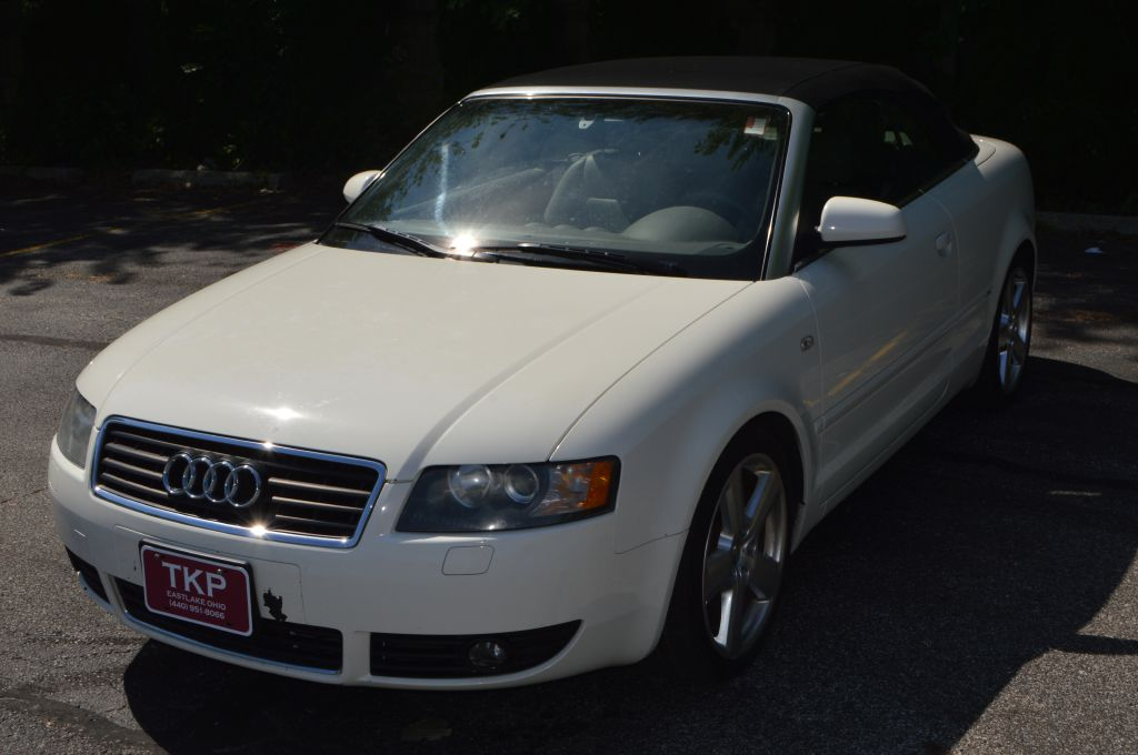 2006 AUDI A4 for sale at TKP Auto Sales