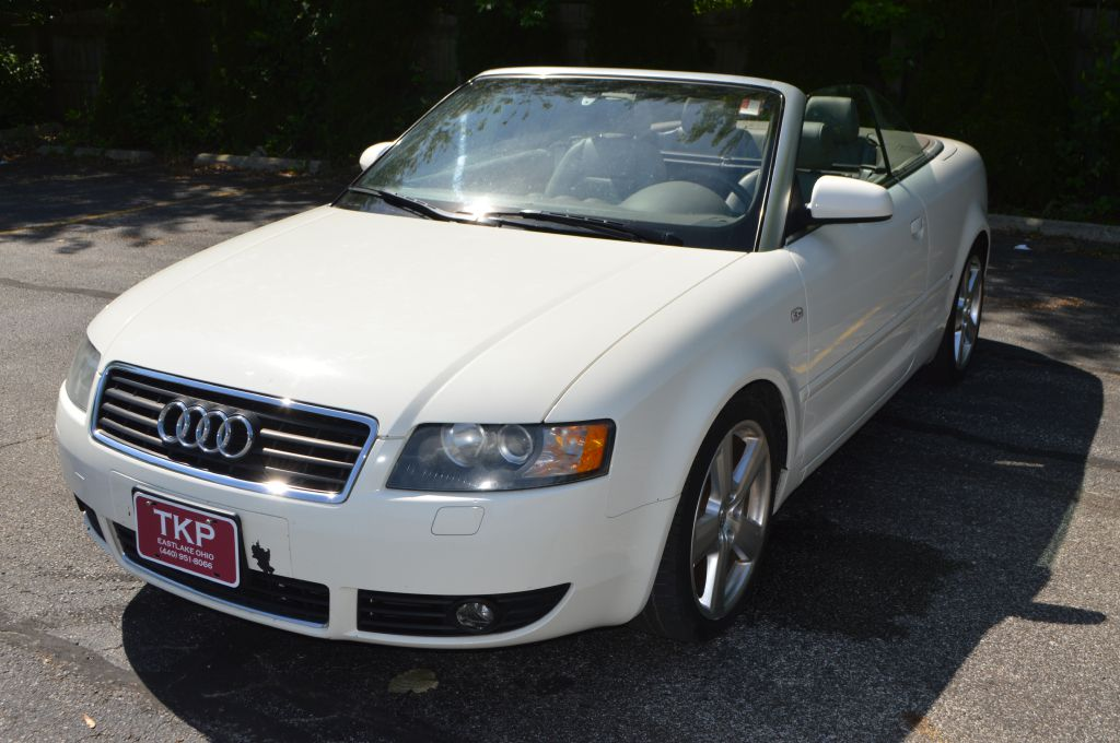 2006 AUDI A4 S-LINE 1.8 TURBO for sale at TKP Auto Sales