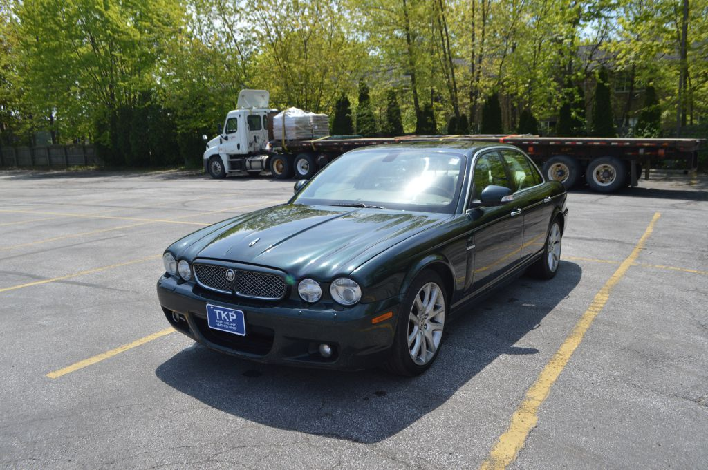 2008-JAGUAR-XJ8--FOR-SALE-Eastlake-Ohio for sale at TKP Auto Sales