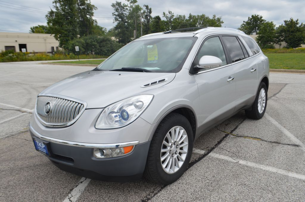 2011 BUICK ENCLAVE for sale at TKP Auto Sales