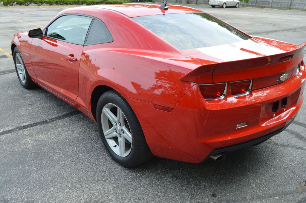 2011 CHEVROLET CAMARO LT for sale at TKP Auto Sales