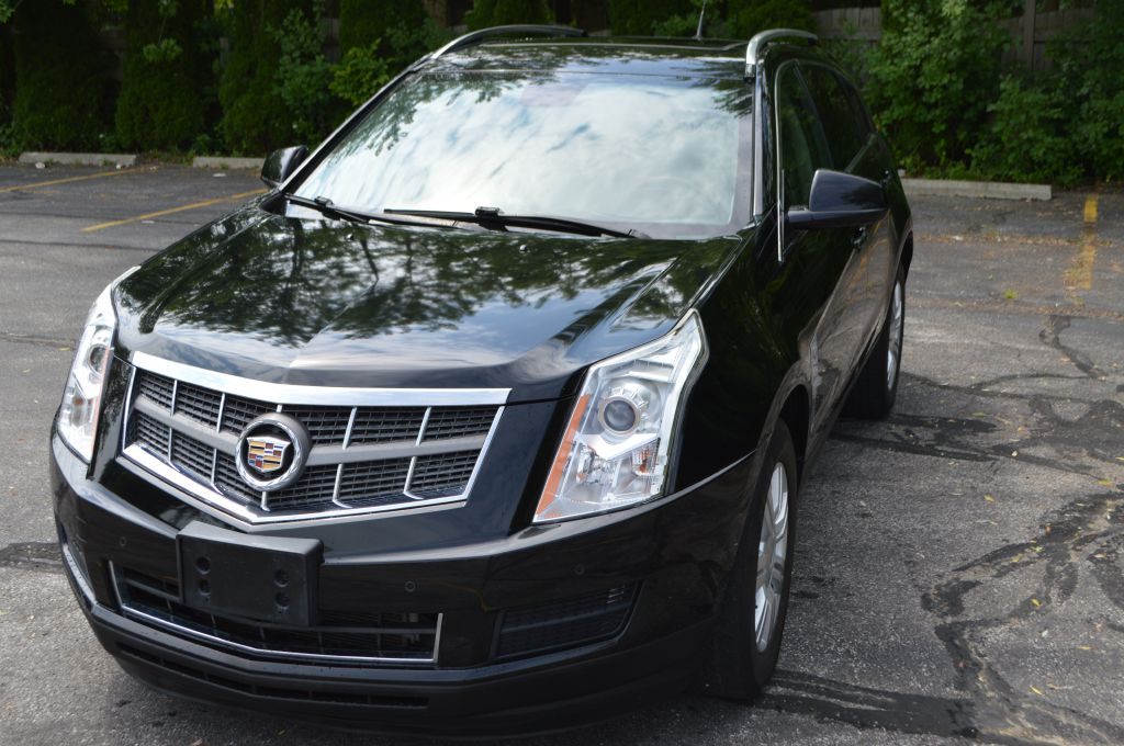 2011 CADILLAC SRX LUXURY COLLECTION for sale in Eastlake, Ohio