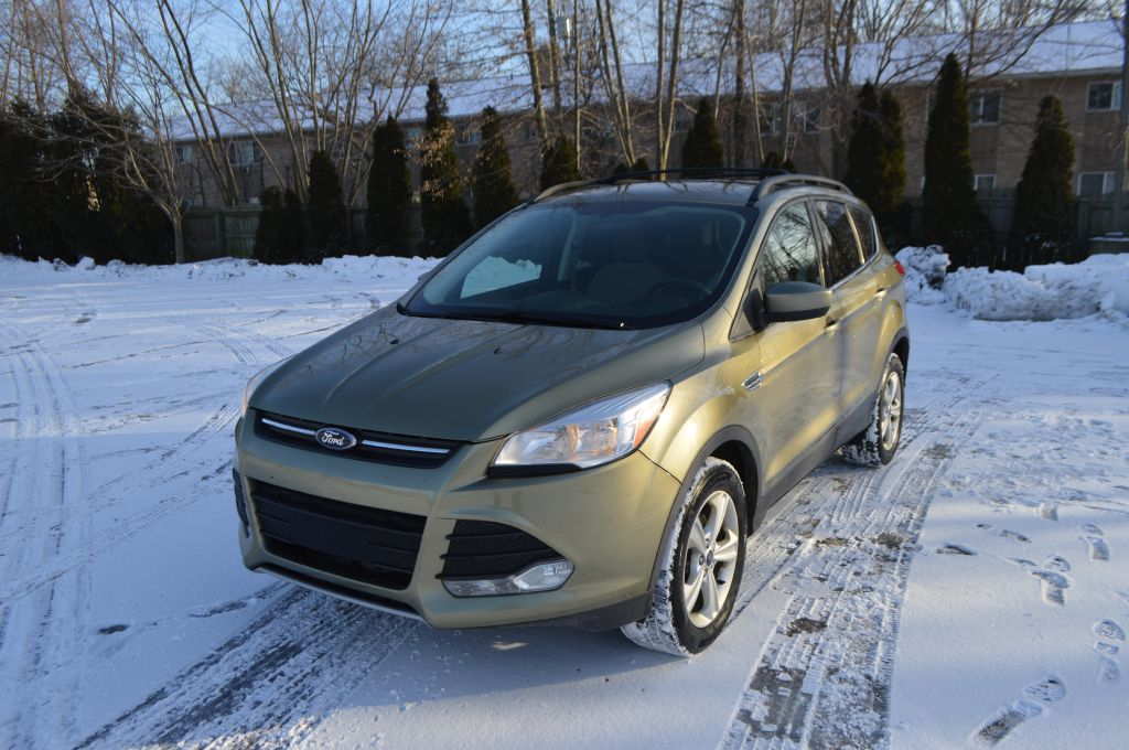 2013 FORD ESCAPE for sale at TKP Auto Sales
