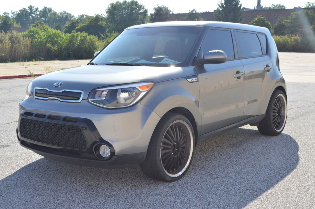 2016 KIA SOUL for sale at TKP Auto Sales