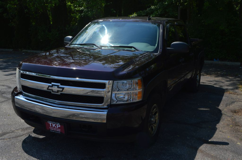 2008 CHEVROLET SILVERADO 1500  for sale in Eastlake, Ohio