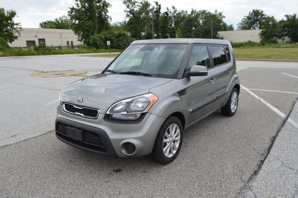 2012 KIA SOUL for sale at TKP Auto Sales