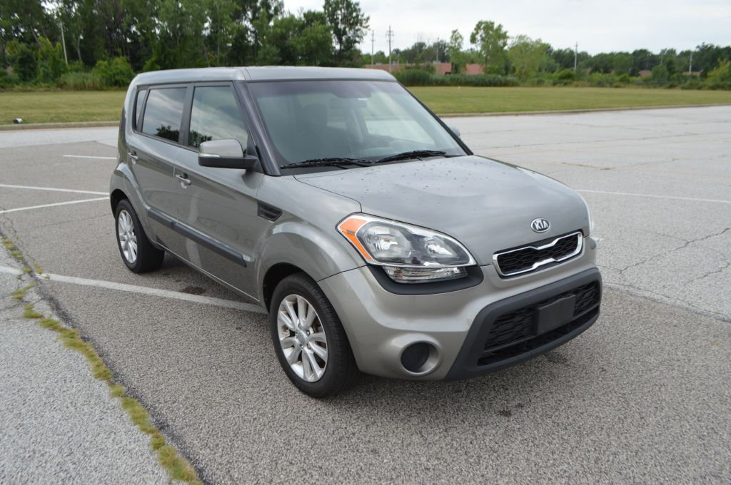 2012 KIA SOUL + for sale at TKP Auto Sales