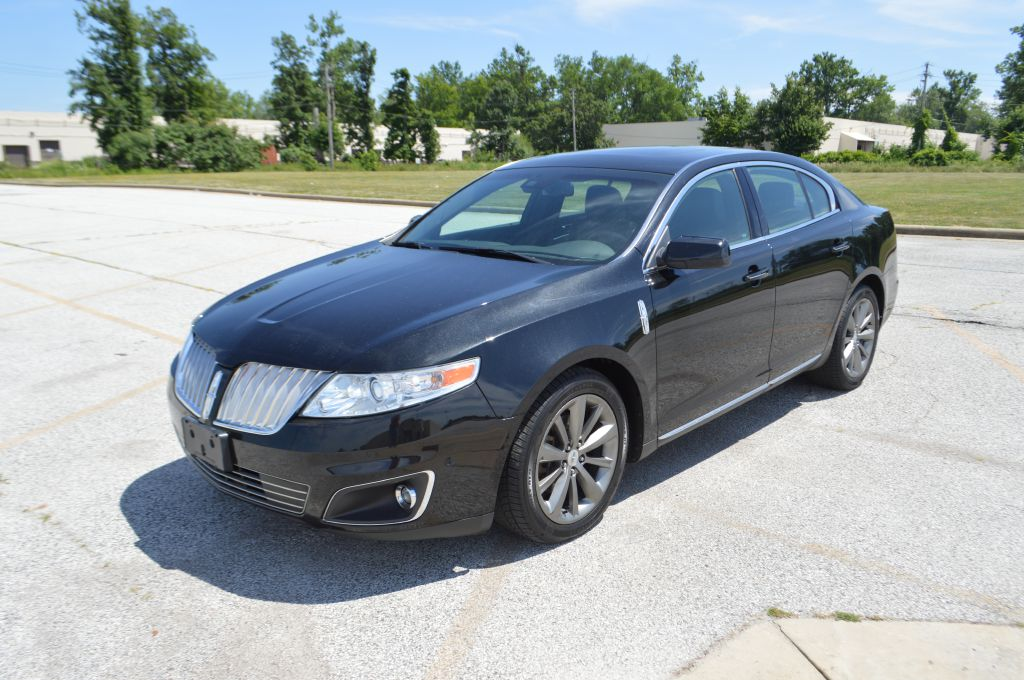 2011 LINCOLN MKS for sale at TKP Auto Sales