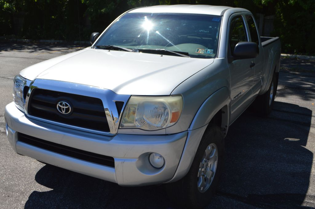 2006 TOYOTA TACOMA ACCESS CAB for sale in Eastlake, Ohio