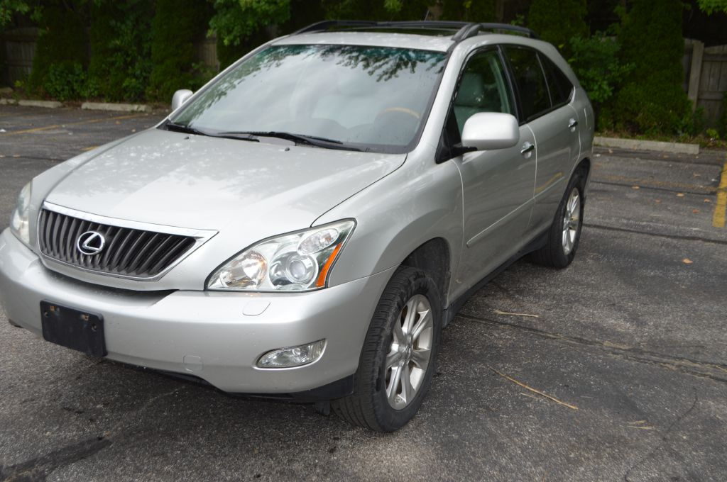 2008 LEXUS RX 350 for sale in Eastlake, Ohio