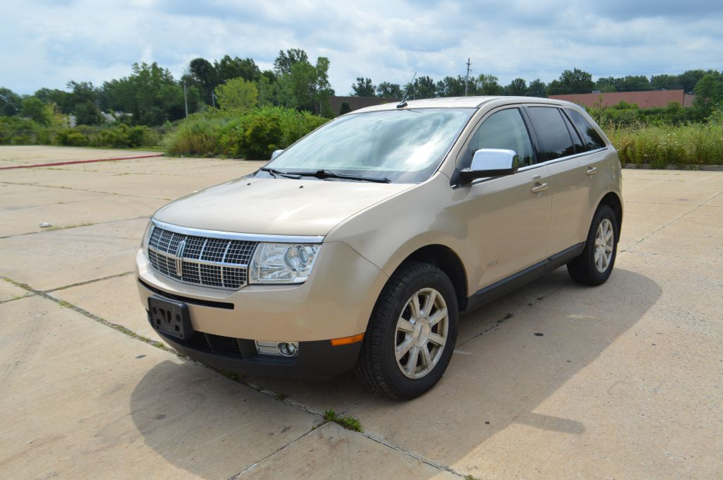 2007 LINCOLN MKX  for sale in Eastlake, Ohio