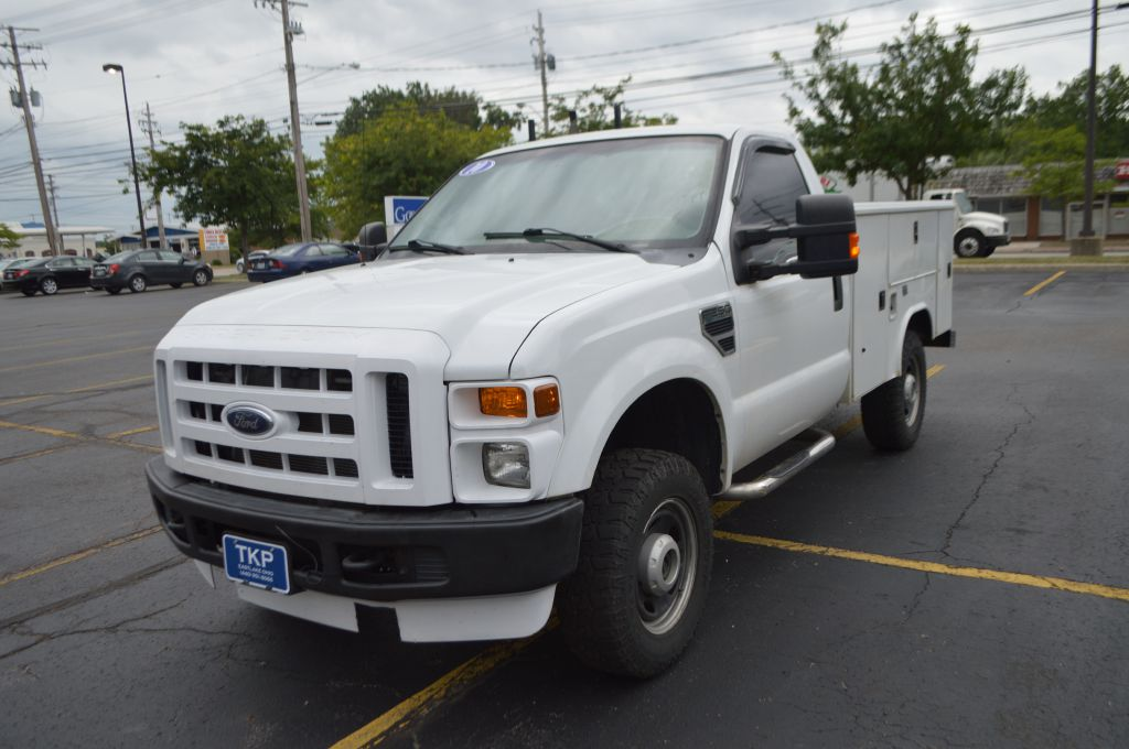 2010 FORD F250 for sale at TKP Auto Sales