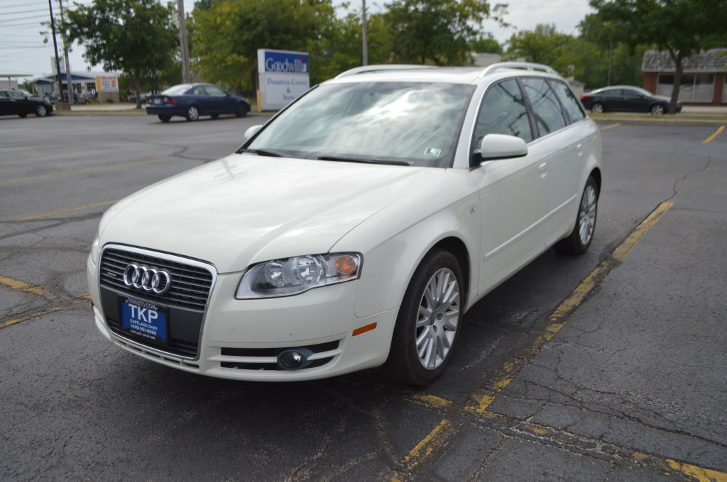 2006 AUDI A4 2.0T AVANT QUATTRO for sale in Eastlake, Ohio