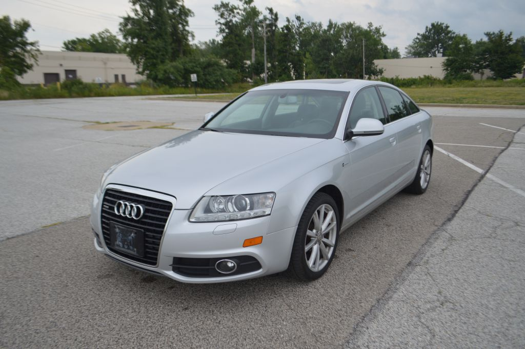 2011 AUDI A6 PRESTIGE for sale in Eastlake, Ohio