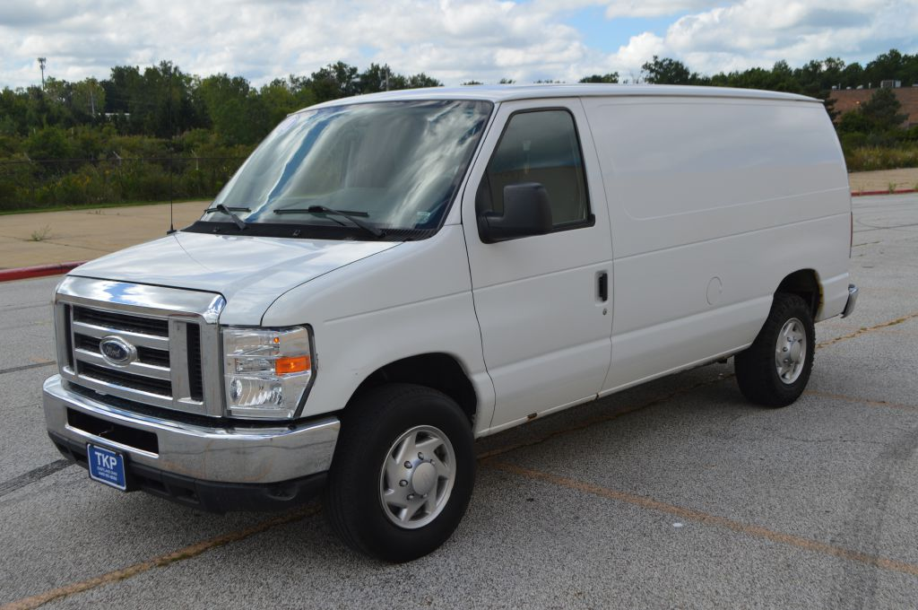 2010 FORD ECONOLINE E250 VAN for sale in Eastlake, Ohio