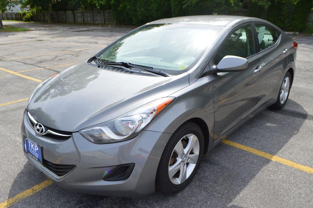2013 HYUNDAI ELANTRA for sale at TKP Auto Sales
