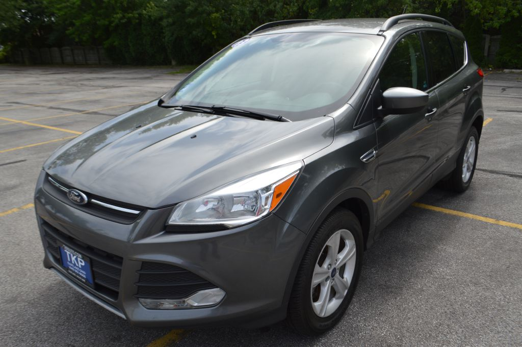 2014 FORD ESCAPE SE for sale in Eastlake, Ohio
