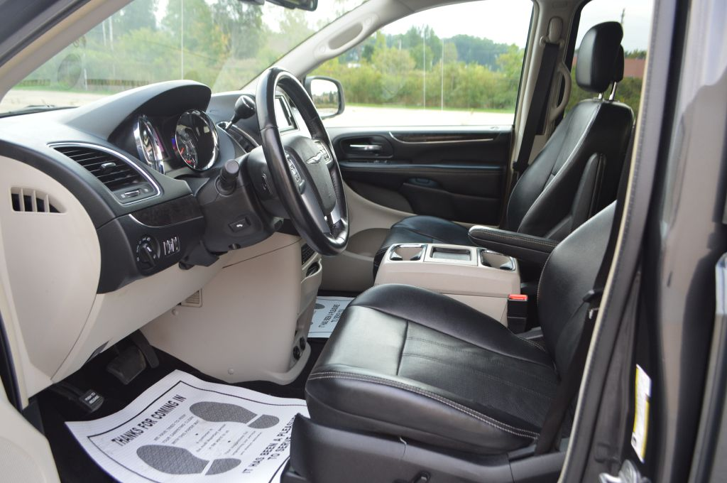2011 CHRYSLER TOWN & COUNTRY TOURING L for sale at TKP Auto Sales