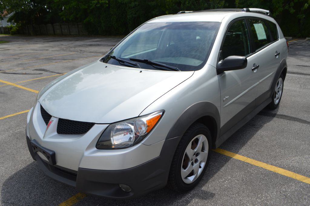 2004 PONTIAC VIBE for sale at TKP Auto Sales