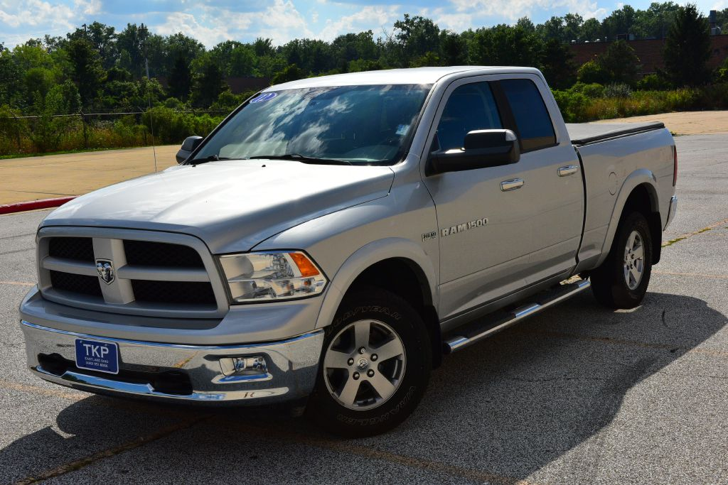 2012 DODGE RAM 1500 for sale at TKP Auto Sales