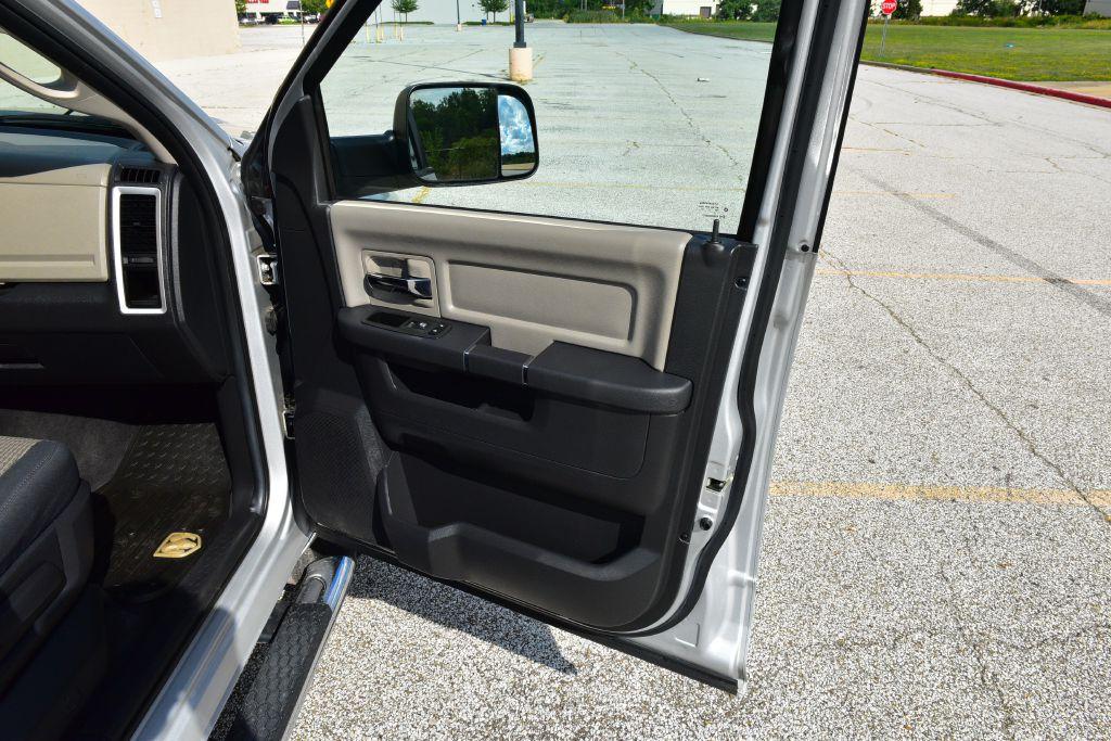 2012 DODGE RAM 1500 SLT OUTDOORSMAN for sale at TKP Auto Sales