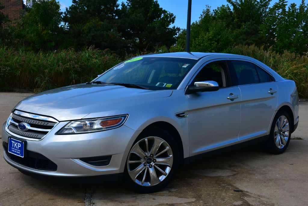 2011 FORD TAURUS LIMITED for sale in Eastlake, Ohio