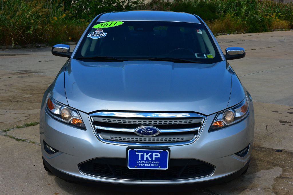 2011 FORD TAURUS LIMITED for sale at TKP Auto Sales