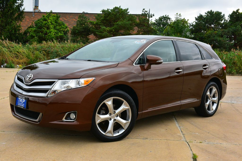 2014 TOYOTA VENZA for sale at TKP Auto Sales