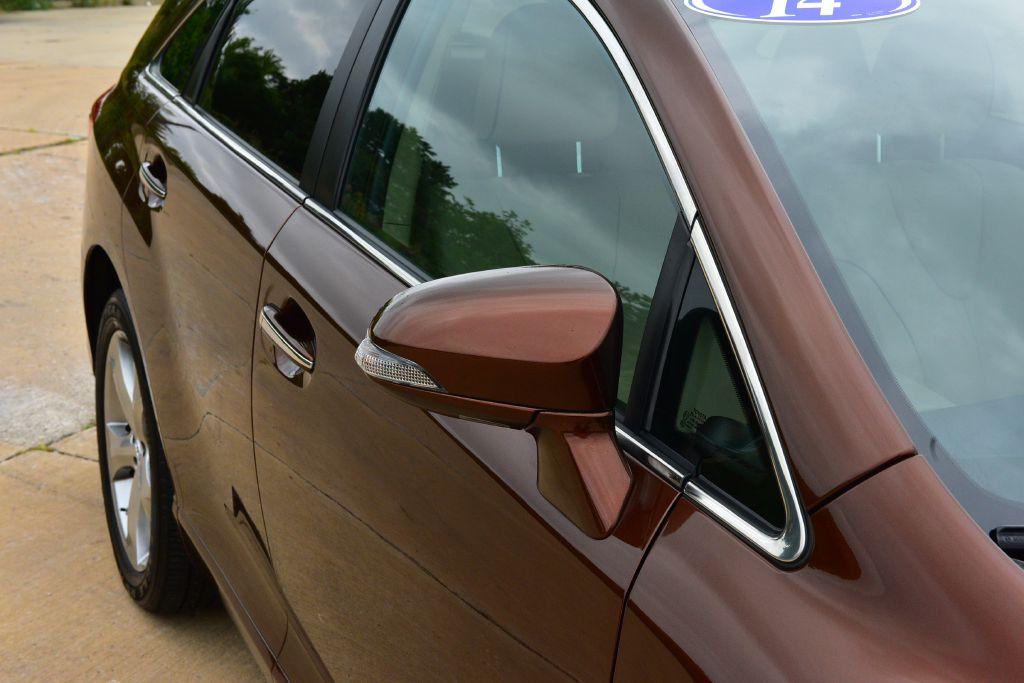 2014 TOYOTA VENZA LE for sale at TKP Auto Sales