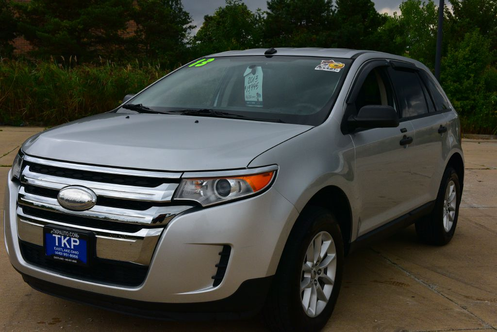 2013 FORD EDGE SE for sale in Eastlake, Ohio