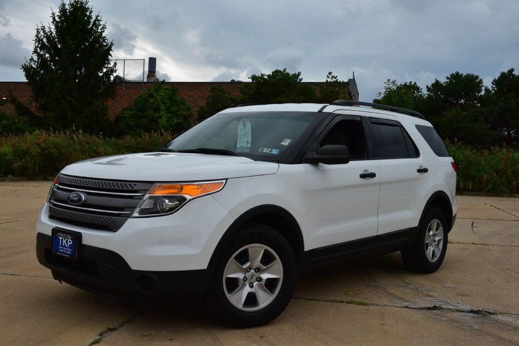 2013 FORD EXPLORER  for sale in Eastlake, Ohio