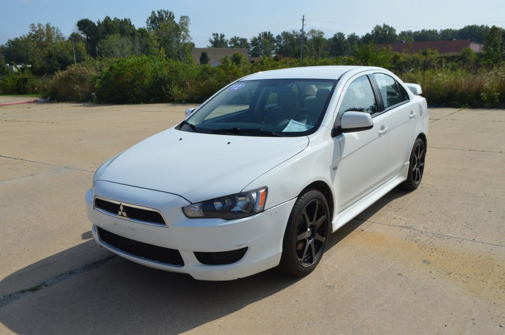 2012 MITSUBISHI LANCER ES/ES SPORT for sale in Eastlake, Ohio