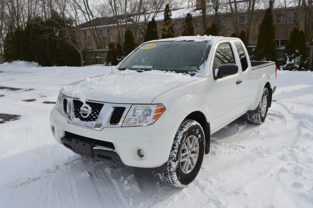 2015 NISSAN FRONTIER SV for sale in Eastlake, Ohio
