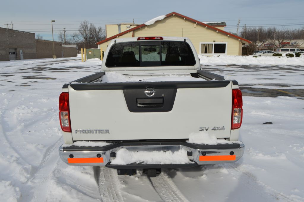 2015 NISSAN FRONTIER SV for sale at TKP Auto Sales