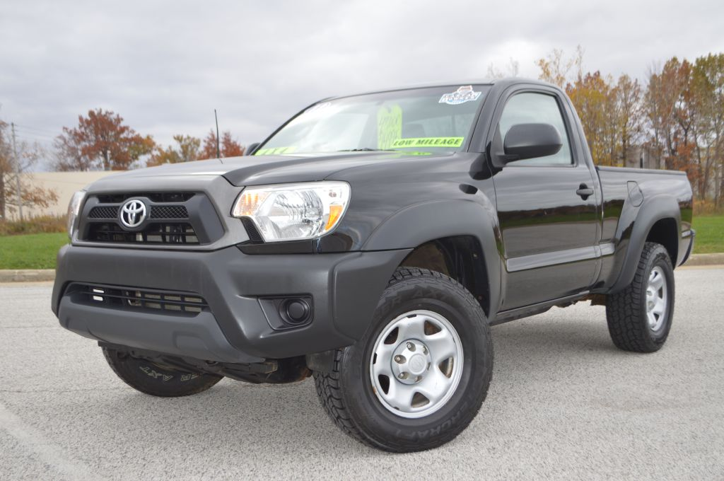 2012 TOYOTA TACOMA for sale at TKP Auto Sales