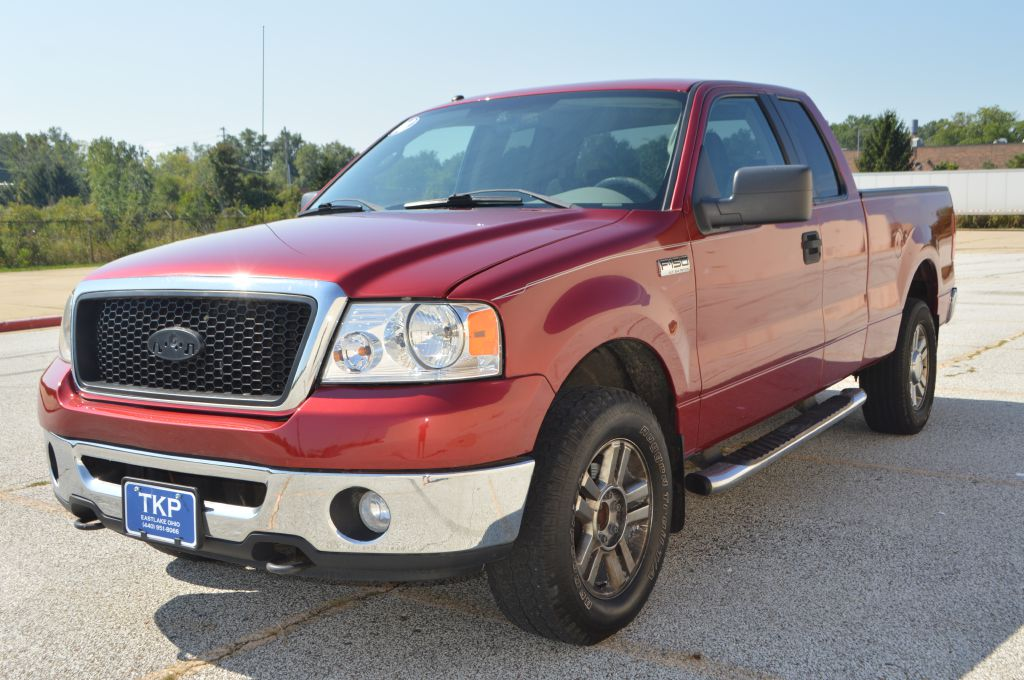 2008 FORD F150  for sale in Eastlake, Ohio