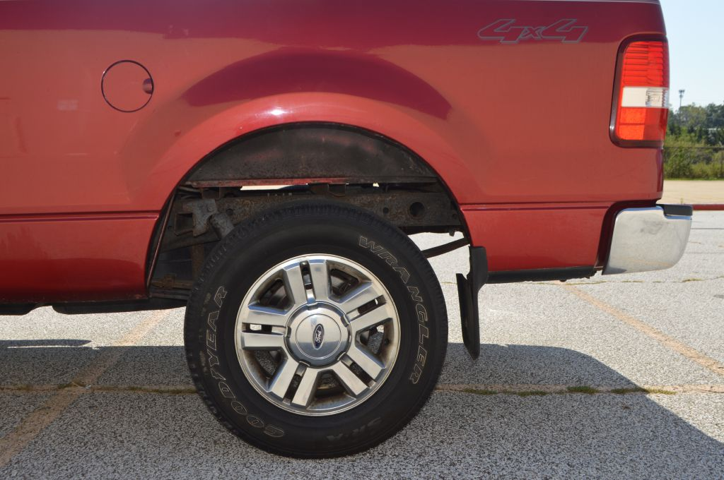2008 FORD F150  for sale at TKP Auto Sales
