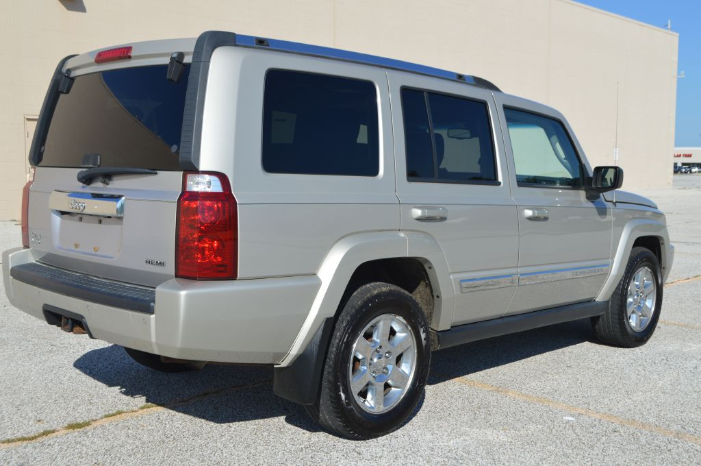 2008 JEEP COMMANDER LIMITED for sale at TKP Auto Sales