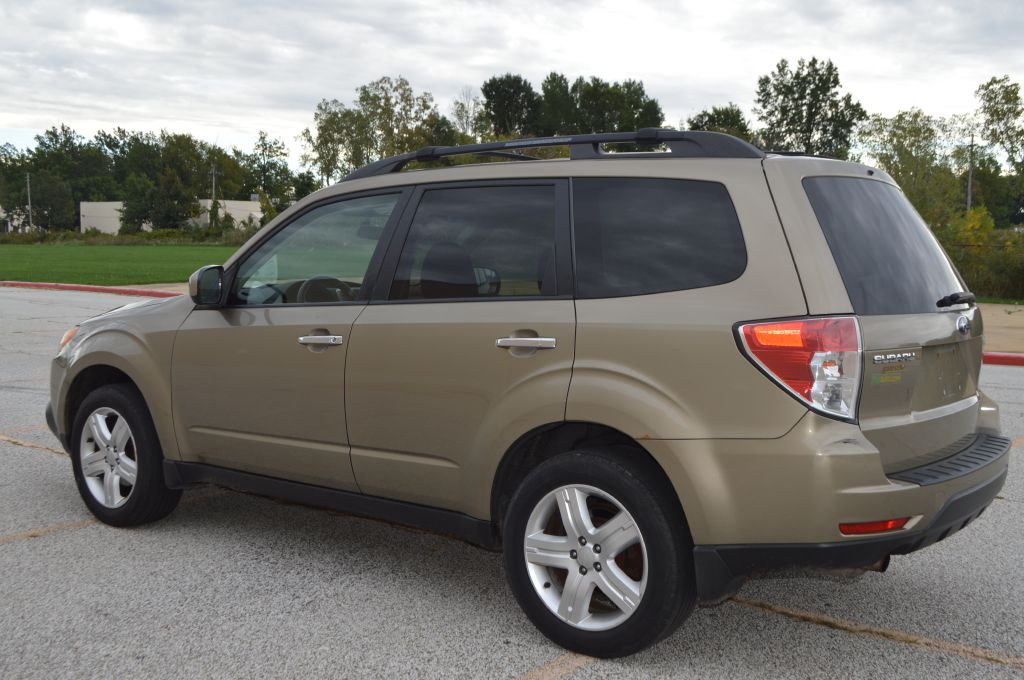 2009 SUBARU FORESTER 2.5X PREMIUM for sale at TKP Auto Sales