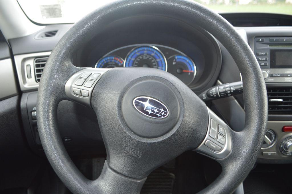 2009 SUBARU FORESTER 2.5X PREMIUM for sale at TKP Auto Sales