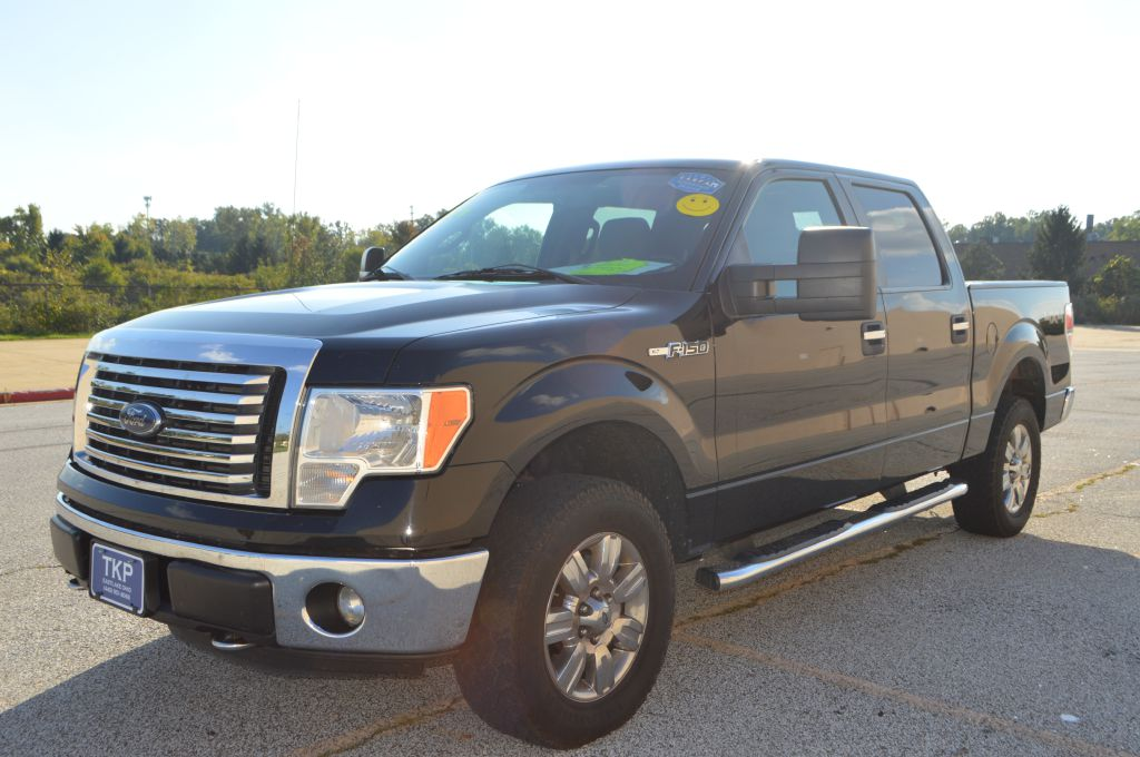 2011 FORD F150 SUPERCREW for sale in Eastlake, Ohio